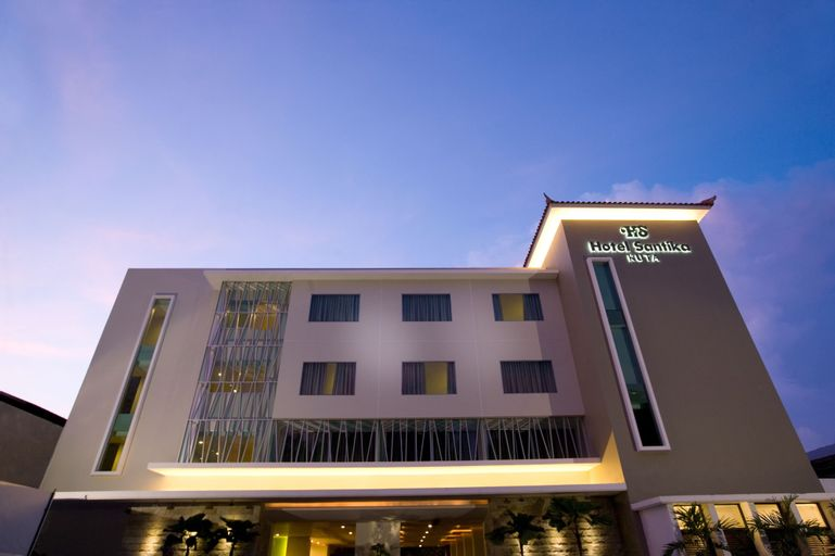 Hotel Santika Kuta Bali, Badung
