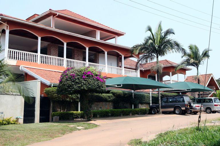 Airport View Hotel, Entebbe