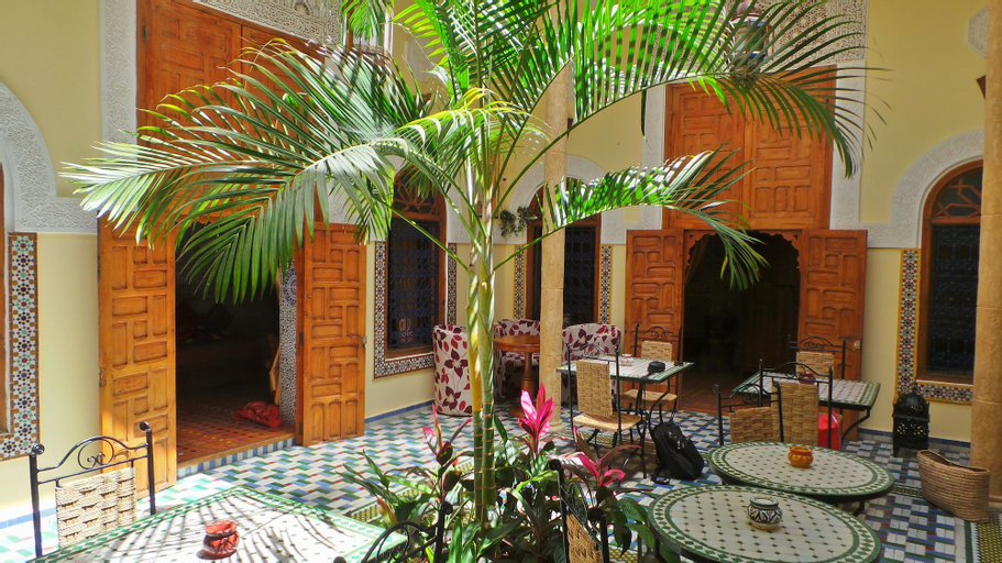 Dar Zouhour, Rabat