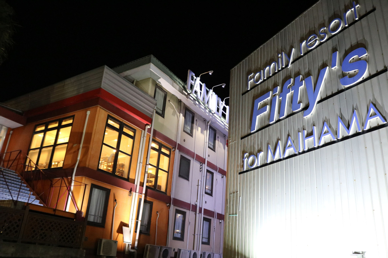 Family Resort Fifty's for Maihama, Edogawa