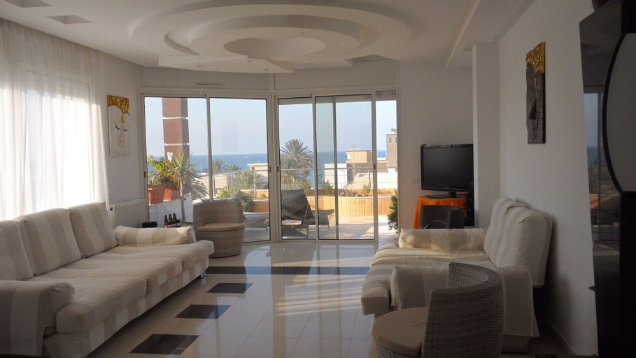 Apartment With 4 Bedrooms in Mahdia, With Wonderful sea View, Furnishe, Mahdia