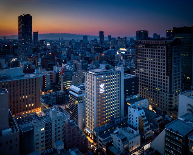 Daiwa Roynet Hotel Osaka-Shinsaibashi, Osaka
