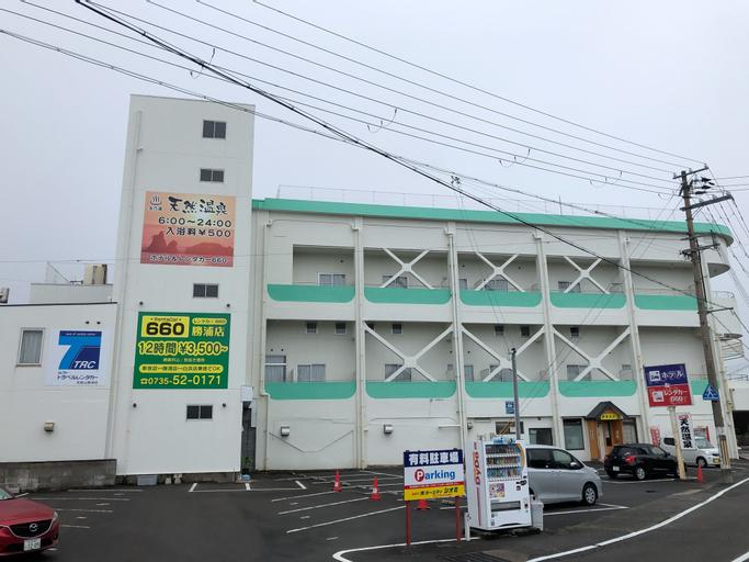 Renta Car 660 Nachi-Katsuura, Nachikatsuura
