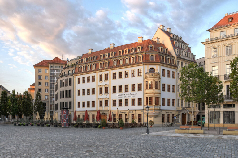 Heinrich Schütz Residenz, Dresden