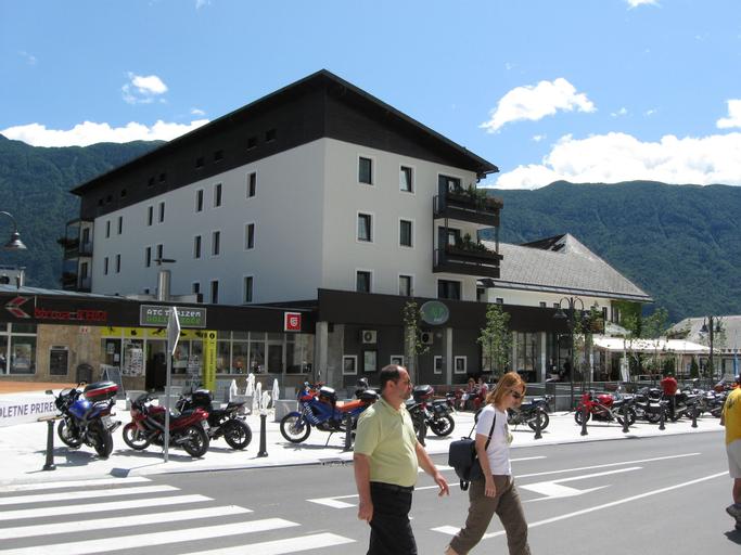 Alp Hotel, Bovec