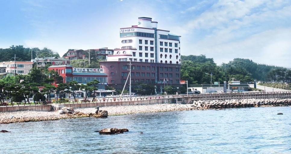 Benikea San & Bada Hotel Resort, Sokcho