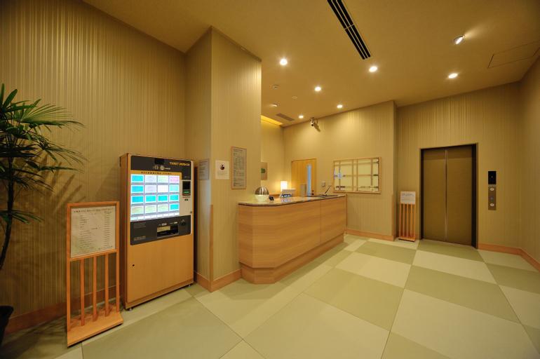 Tennen Onsen Toyama Tsurugi no Yu Onyado Nono, Toyama