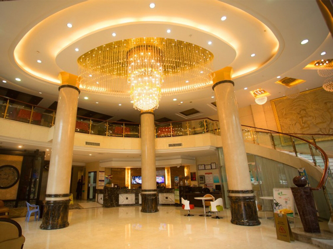 GreenTree Alliance Nanping Yanping District Xinjian Road Hotel, Nanping