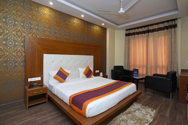 OYO 9532 Hotel Q-Cent, Gurgaon