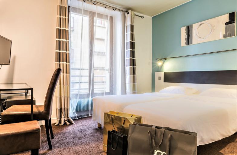 Hotel Du Maine, Paris