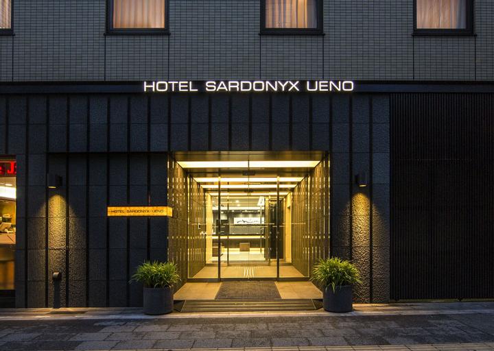 Hotel Sardonyx Ueno, Taitō