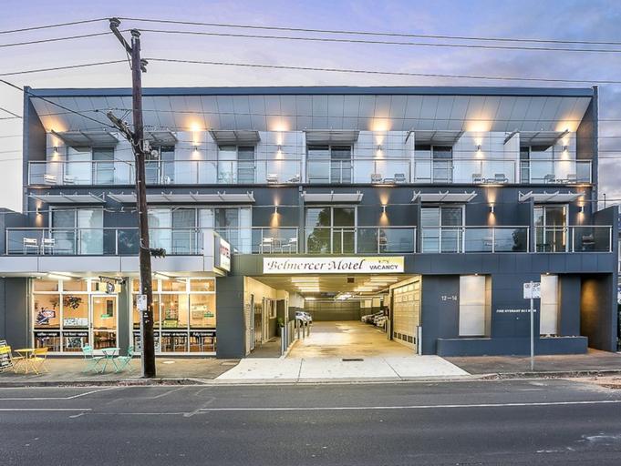 Belmercer Motel, Geelong