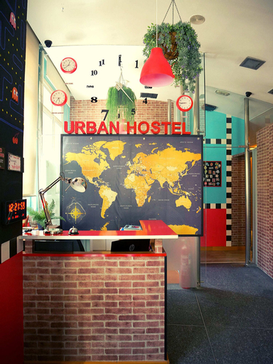 Open Hostel, Madrid