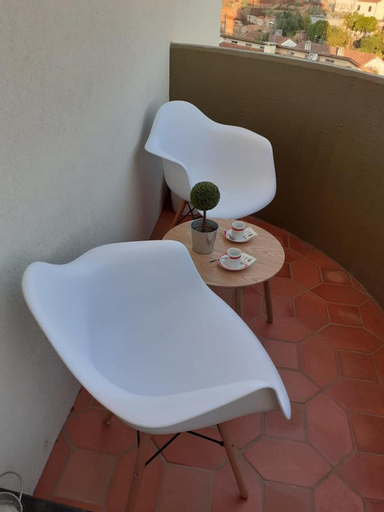 Apartment With one Bedroom in Coimbra, With Wonderful City View and Wifi, Coimbra