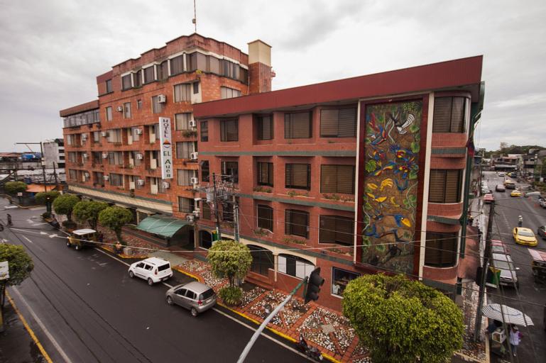 Hotel El Auca, Orellana