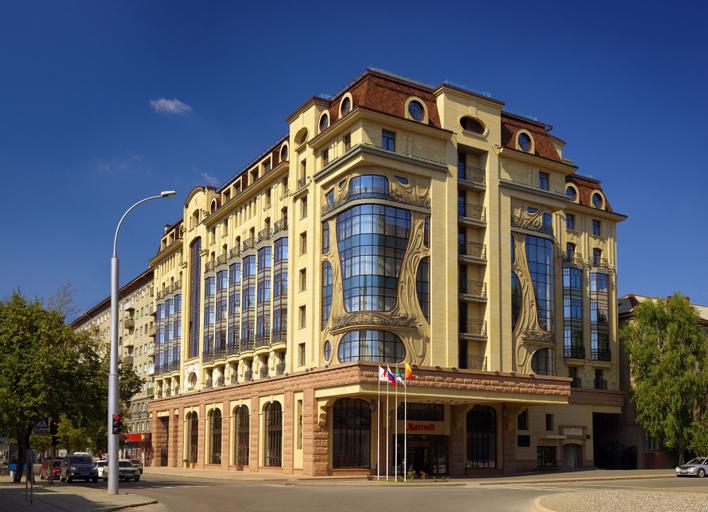 Novosibirsk Marriott Hotel, Novosibirskiy rayon