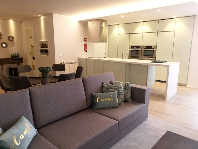 Apartment With 3 Bedrooms in Vila do Conde, With Terrace and Wifi - 500 m From the Beach, Vila do Conde