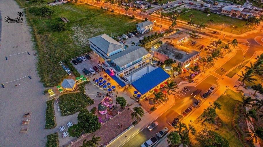 Rhumcay Beach Resort and Grille, Saint Lucie