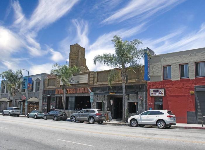 Hotel West Inn Hollywood - LA, Los Angeles