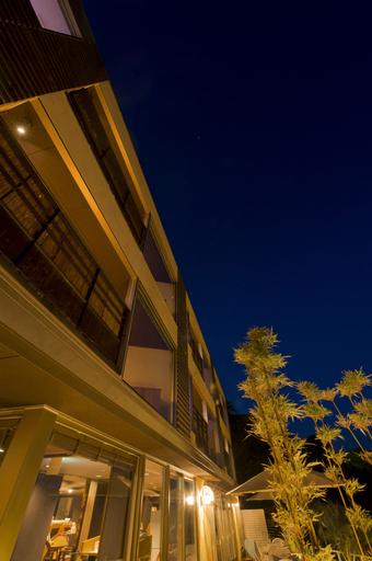 The SPA Resort Bettei Rakuyu, Shimoda