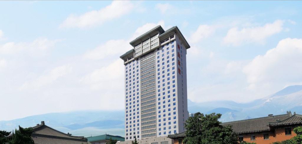 Nanjing Zhongshan Hotel (Jiangsu Conference Center), Nanjing