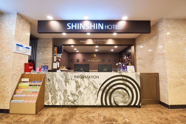 Shin Shin Hotel, Busanjin