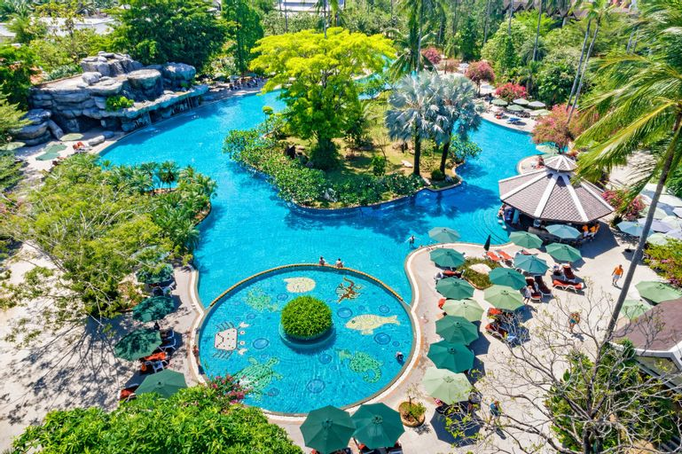 Duangjitt Resort, Phuket, Pulau Phuket