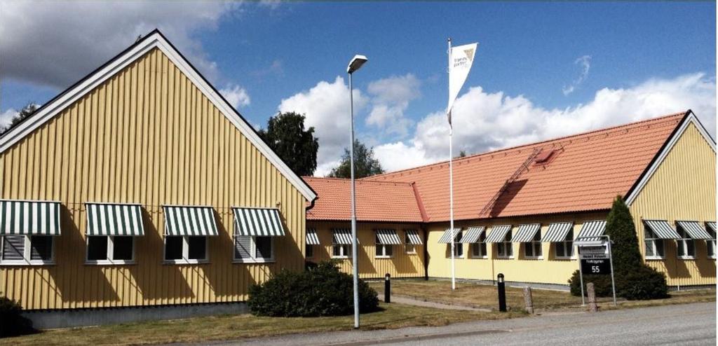 Hotell Hässlö, Västerås