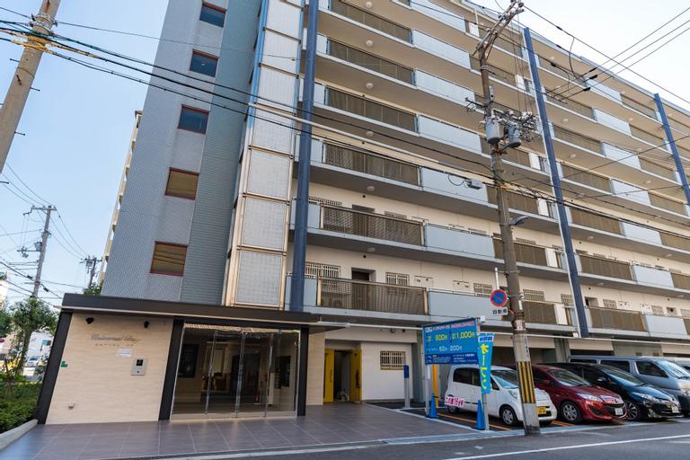 Universal Bay Condominium, Osaka