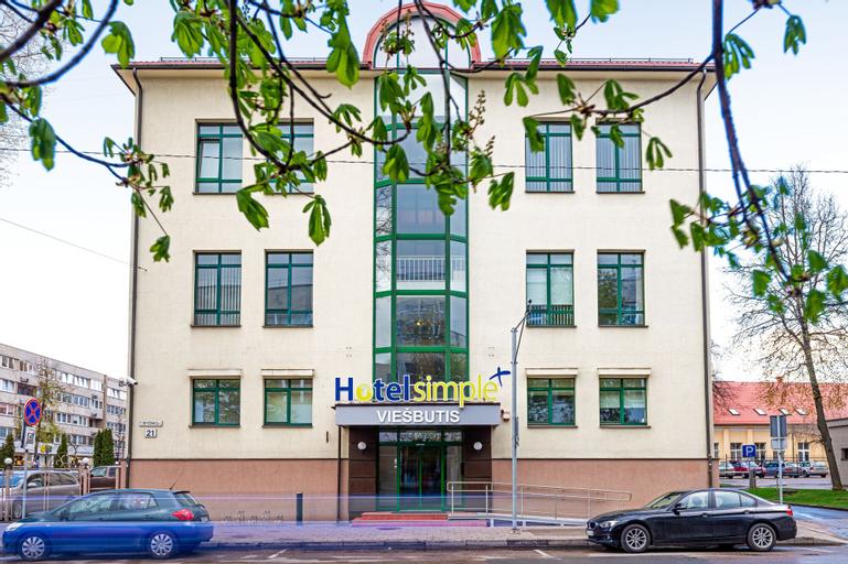 Hotel Simple Plus, Vilniaus