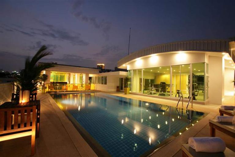 The Tivoli Hotel, Yannawa