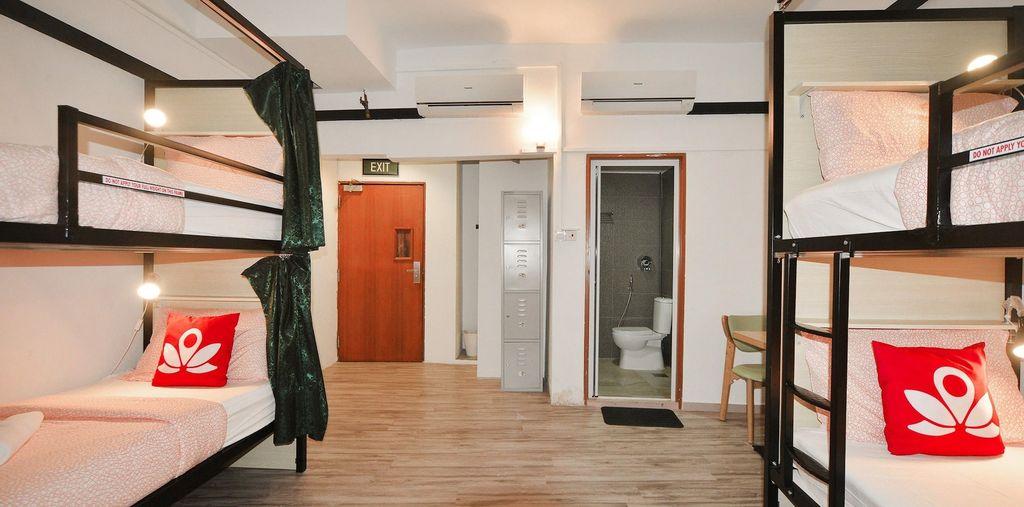 ZEN Hostel Aljunied, Geylang