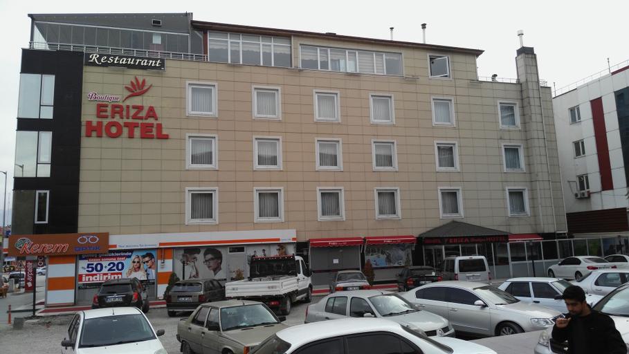 Eriza Boutique Hotel, Merkez