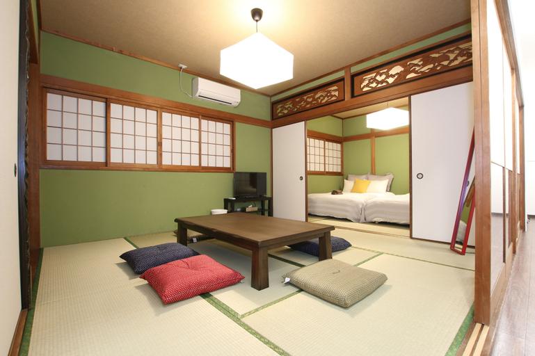 Sakurajima Park Side House C, Osaka