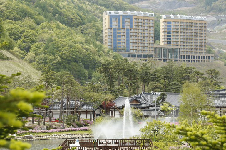 High Castle Resort, Jeongseon