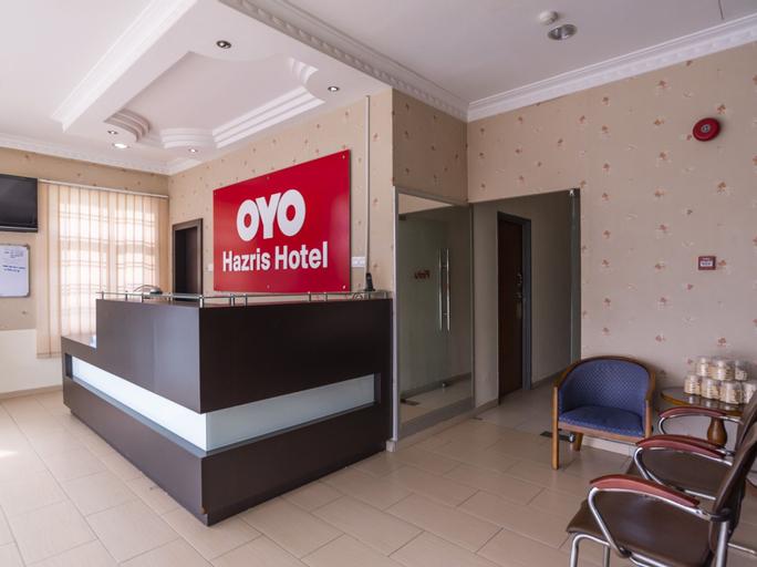 OYO 89536 Hazris Hotel, Batu Pahat