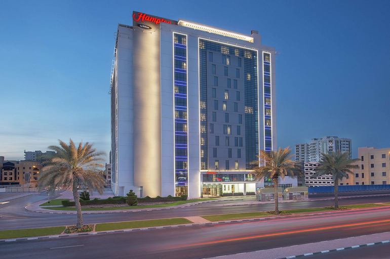 Hampton by Hilton Dubai Airport,