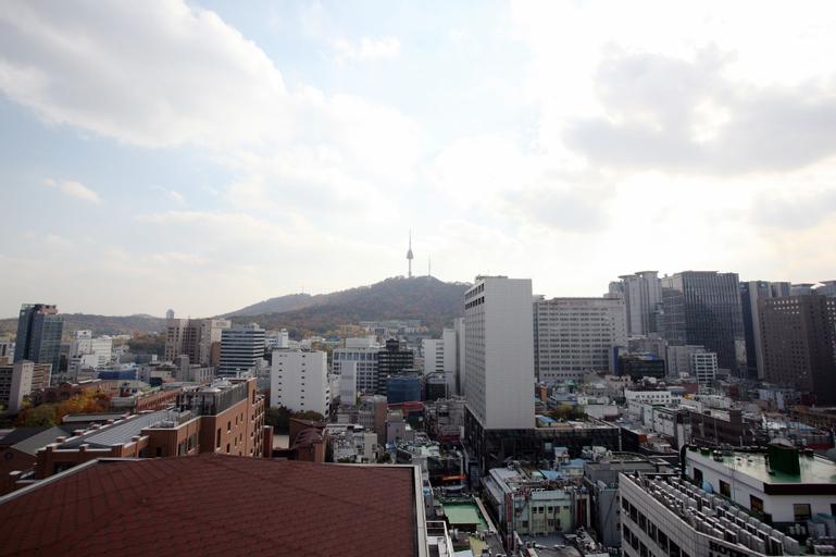 Ekonomy Hotel Myeongdong Central, Jongro