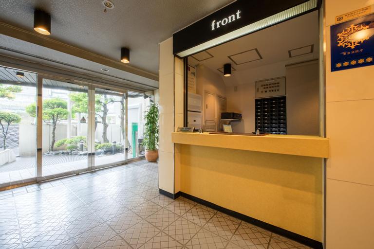 Hotel Cerezo, Taitō