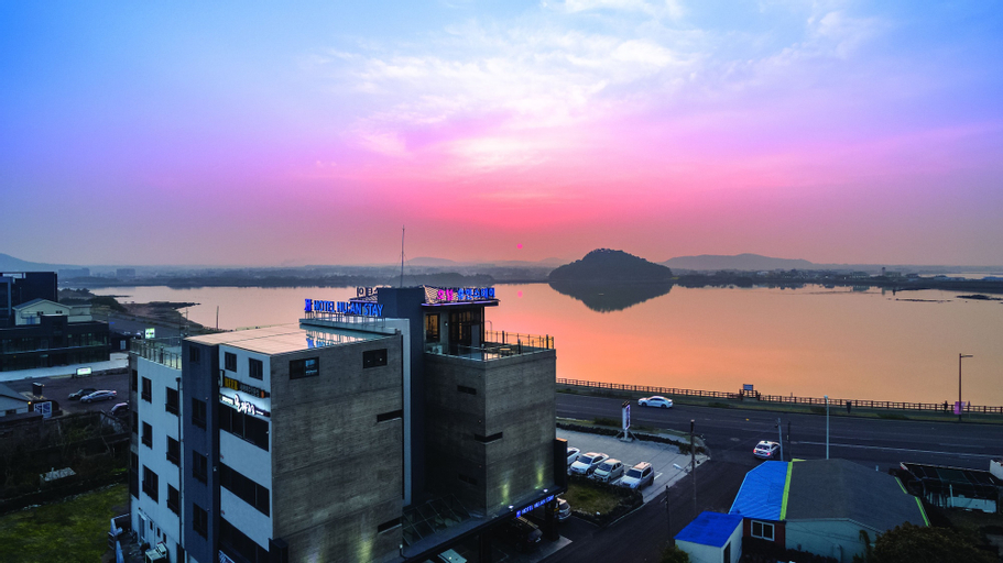 HU:AN Stay Hotel, Seogwipo