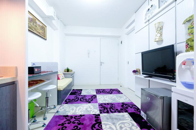 New Furnished Bassura City Apartment, East Jakarta