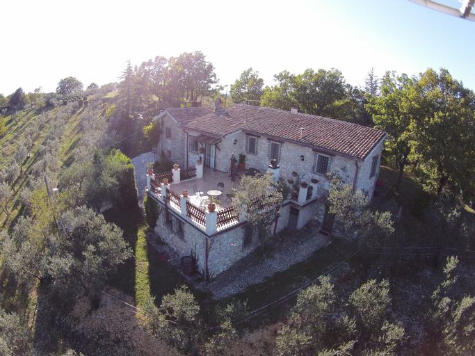 Casa del Mandorlo, Rieti
