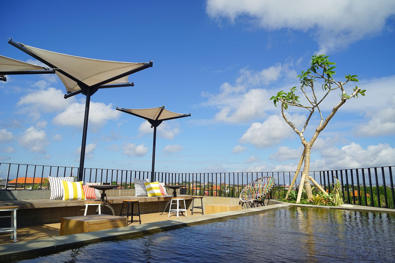 Borough Capsule Hostel Bali, Badung