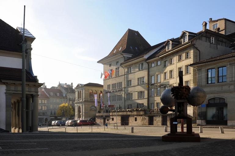 Hotel De La Rose, La Sarine