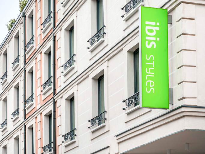 ibis Styles Clamart Gare Grand Paris, Hauts-de-Seine