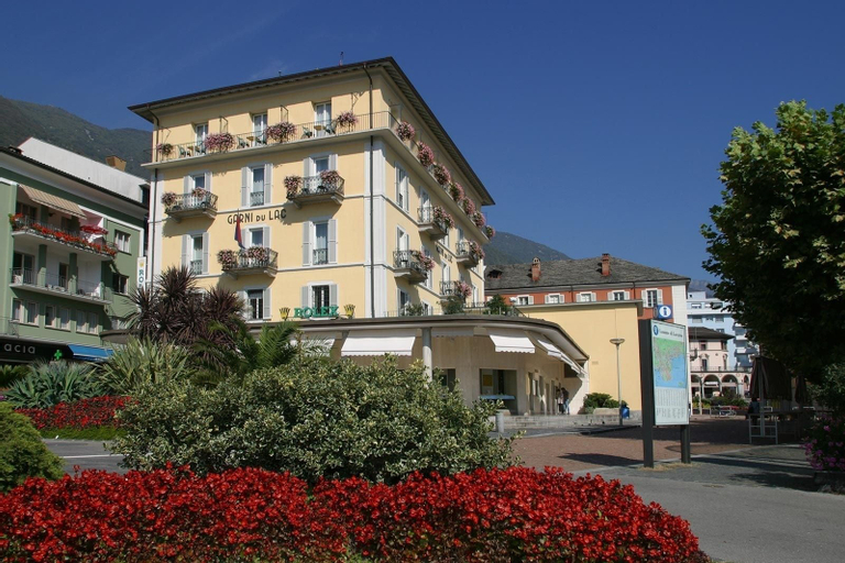 Hotel DU LAC Locarno, Locarno