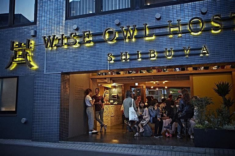 WISE OWL HOSTELS SHIBUYA, Meguro