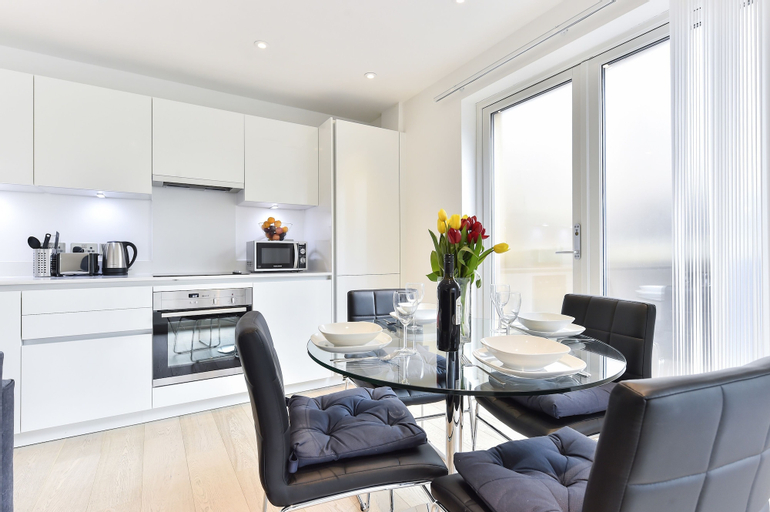 Olive Níké Apartments, London