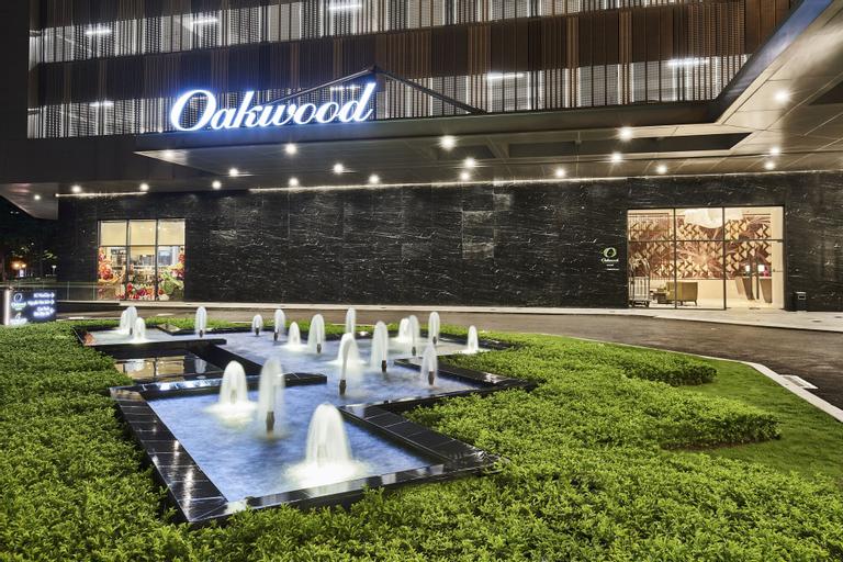 Oakwood Residence Saigon, Quận 7