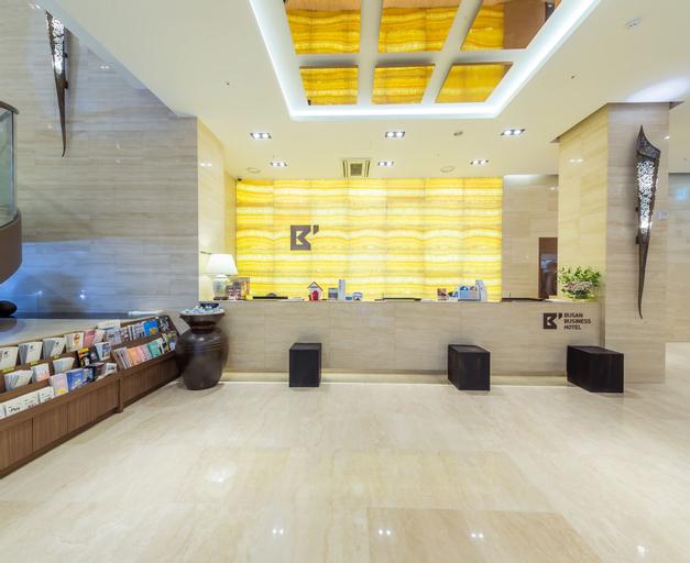 Busan Business Hotel, Busanjin
